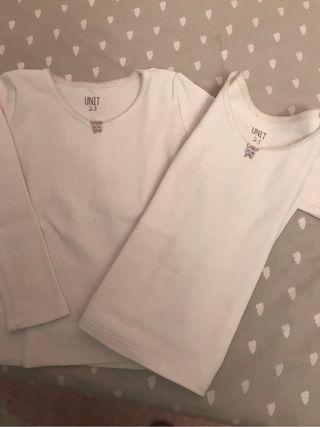 Camisetas interiores