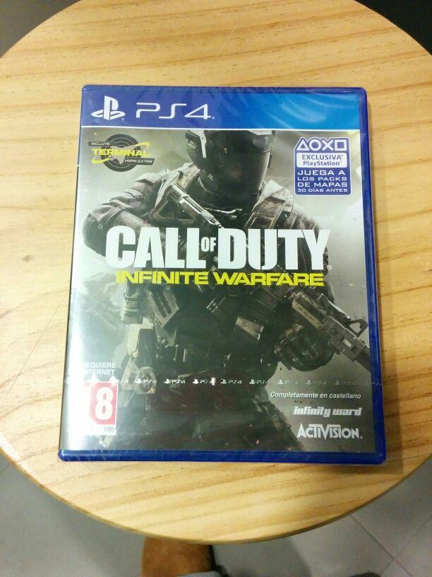 Call of Duty: Infinity Warfare - PS4