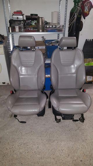 asientos recaro cuero negociables