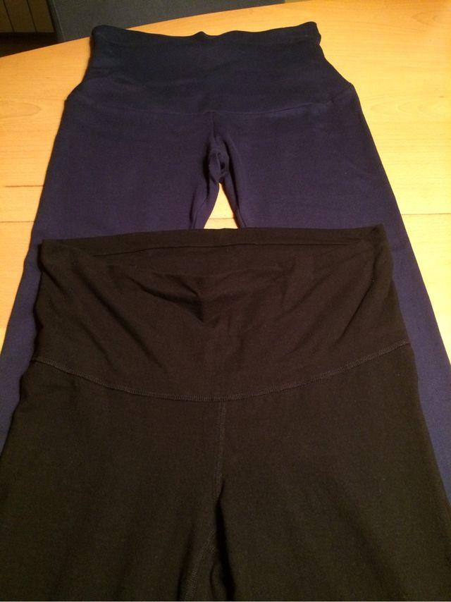 Lote 6 pantalones premama talla 40-42