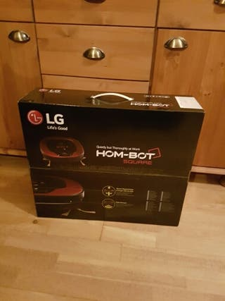 Aspiradora LG HOM-BOT
