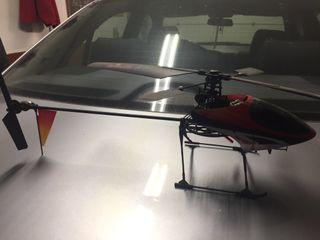 Helicoptero electrico completo