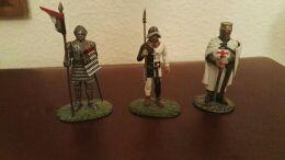 Colección soldados de plomo