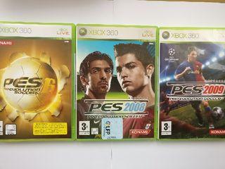 Pack Pro Evolution Soccer - XBOX 360
