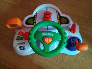 Volante aprendizaje juguettos