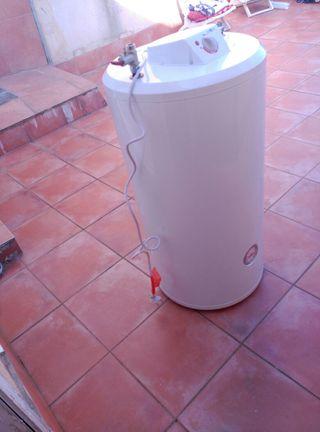termo agua caliente 100 litros