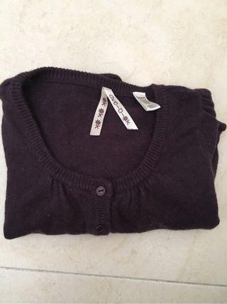 Chaqueta lana niña 4 años