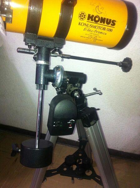 Telescopio KONUS MOTOR-500