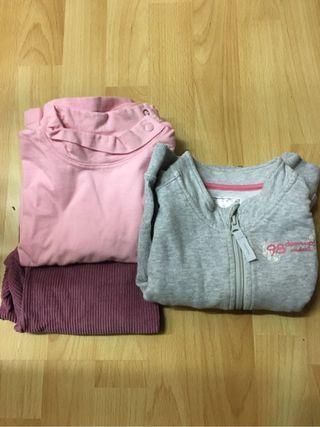 Conjunto ropa niña 4 años