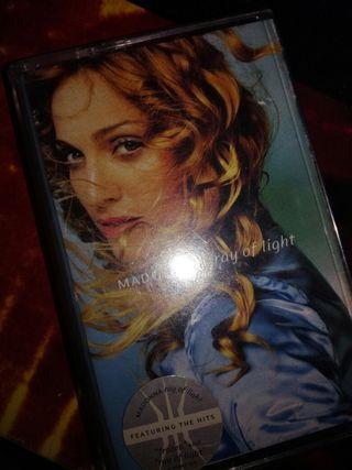 Madonna- Ray Of Light (Cassette)