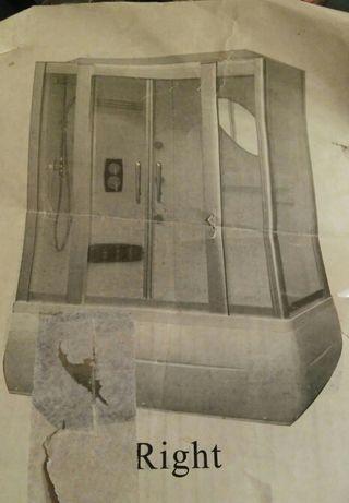 cabina hidromasaje