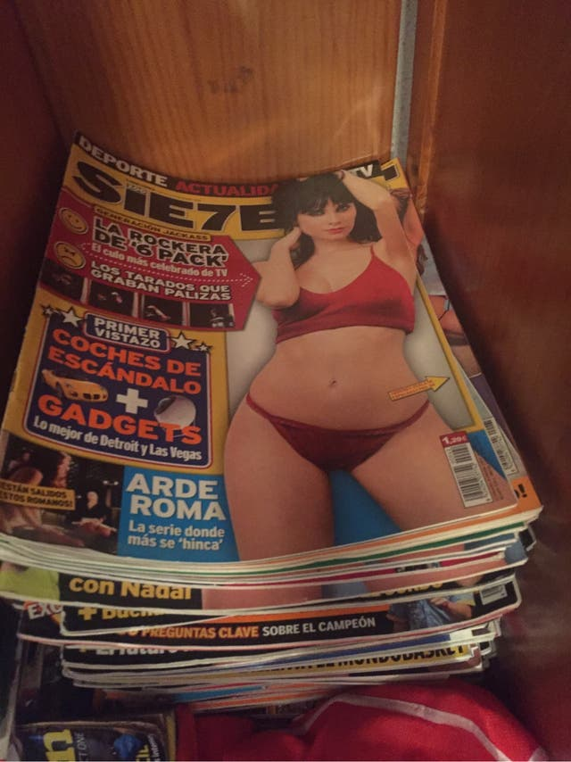 Revistas FHM & SIETE