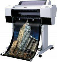 Impresora ploter epson