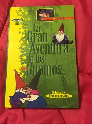 "Juego Pc ""La gran aventura..."""