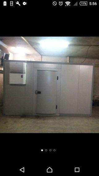 Cámara frigorífica seminueva garantía