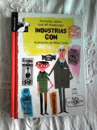 libro INDUSTRIAS GON
