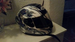 Casco shoei moto gp XL replica