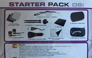 Pack accesorios DSI sin estrenar