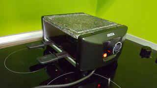 Raclette grill con piedra Jocca