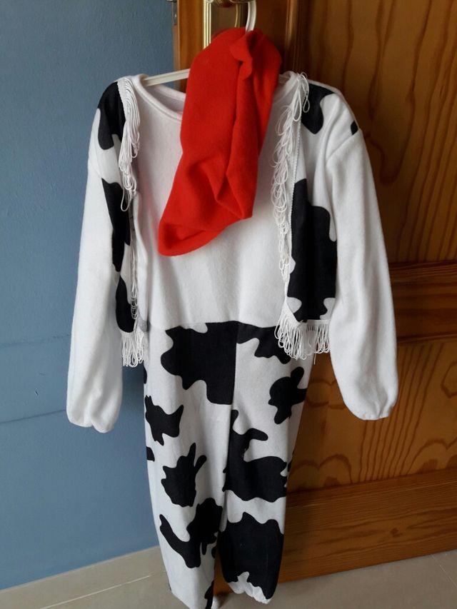 disfraz de vaquero 2-3 años
