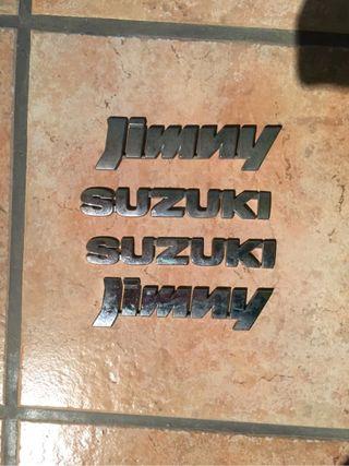 Anagramas suzuki jimny
