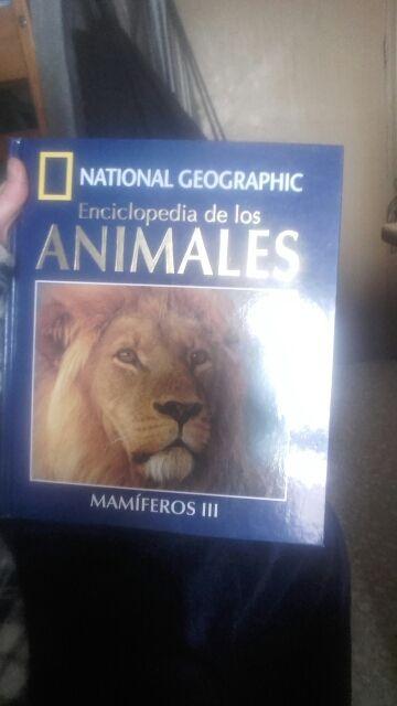 Enciclopedia de los Animales con DVD