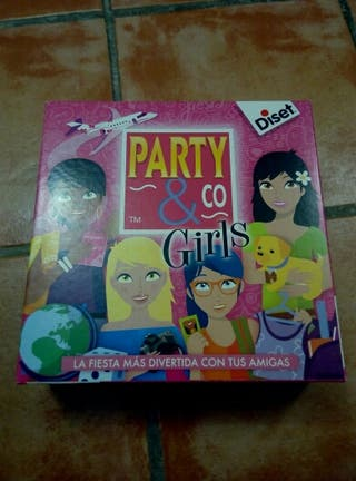 Juego de mesa Party & Co. Girls