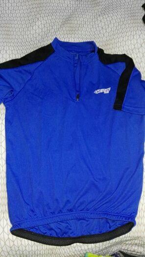 Camiseta de ciclismo Berg (sin uso)