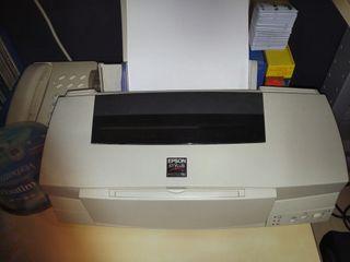Impresora Epson Photo 750 especial impresión fotos