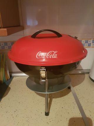 Barbacoa Coca Cola