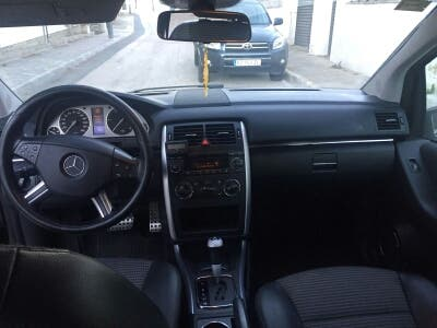Mercedes-Benz B Class (245) 2006