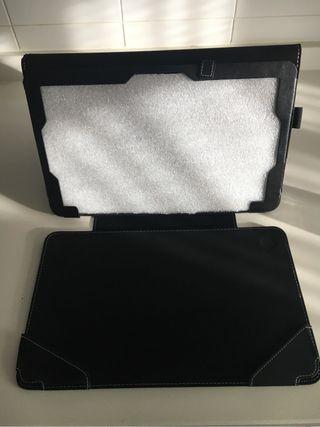 Funda piel tablet o portatil Navitech