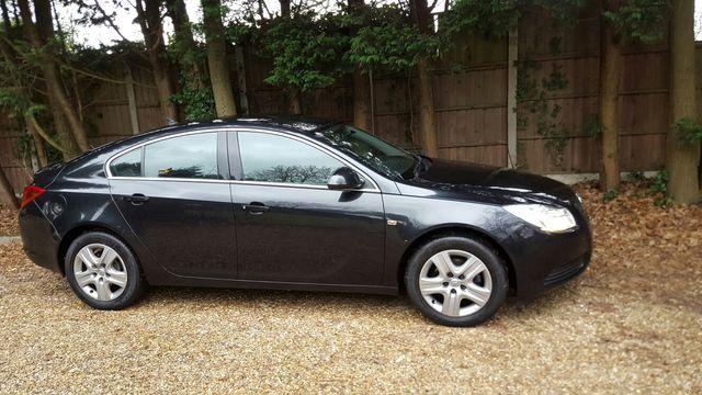 2013 Vauxhall insignia ecoflex nav start stop