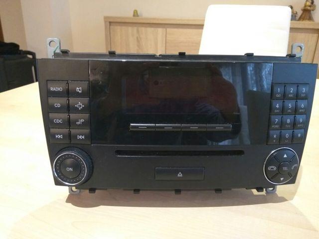 Radio cd Mercedes-Benz C w203