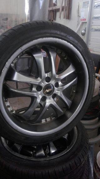Llantas +ruedas