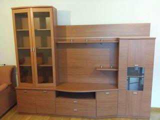 Mueble de salon armario con vitrina