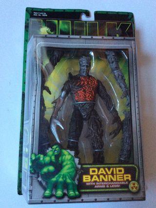 HULK David Banner Marvel 2003