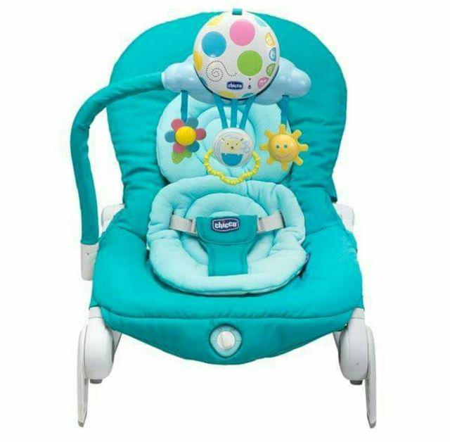 Hamaca bebé Chicco Balloon Light Blue