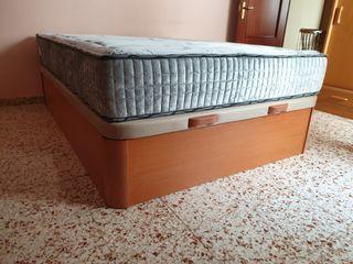 CANAPE MADERA GRAN CAPACIDAD 199€