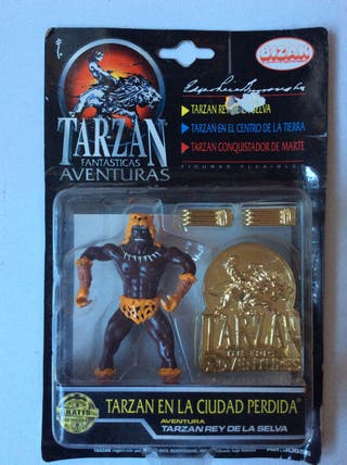 Tarzan Fantasticas Aventuras BIZAK