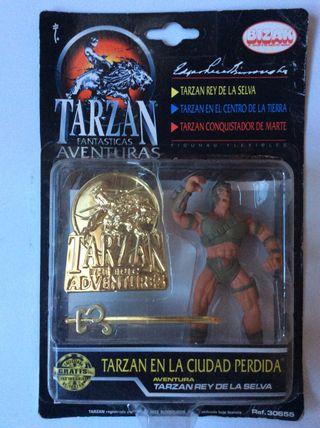 Tarzan Aventuras Fantasticas de BIZAK
