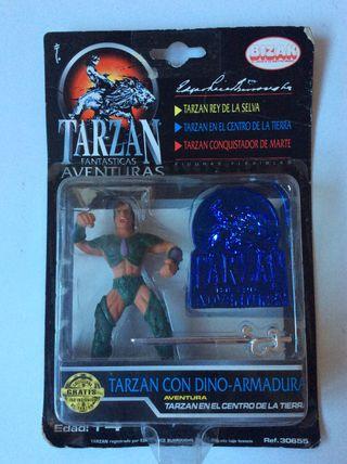 Tarzan Fastasticas Aventuras BIZAK