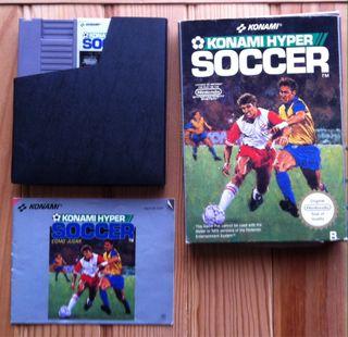 Usado, Konami Hyper Soccer segunda mano  España