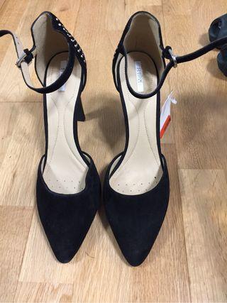 Zapatos ante geox nº 40
