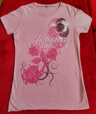Camiseta JOURNEY chica talla M