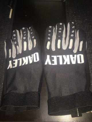 guantes snow / bici ( oakley )