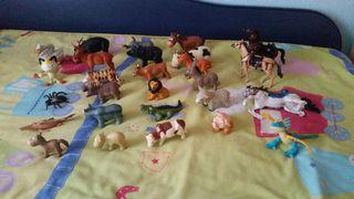 Muñecos de animales