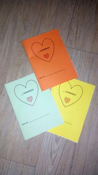 cuadernillo de boda