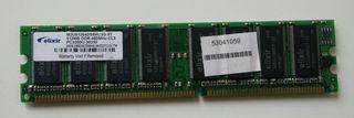 Memoria RAM 512MB DDR 400