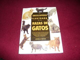 La enciclopedia ilustrada de las razas de gatos